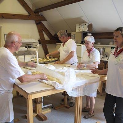 Aralea - Kinderboerderij Mikerf - ambachtelijke bakkers