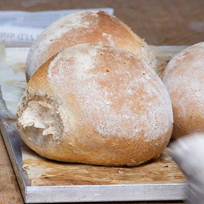 Aralea - Kinderboerderij Mikerf - brood bakken