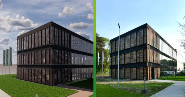 Aralea 40 jaar nieuwbouw Ploegsebaan 275B