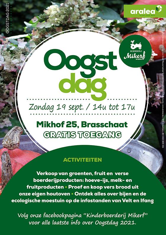 Kinderboerderij Mikerf: Oogstfeest 2021, 19 september